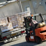 Risks associated with driving forklifts