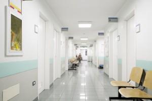 hospital hallway, mesothelioma deaths