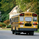 Safety Around School Buses is Just as Important During the Summer Months