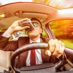 5 signs a driver may be drunk